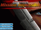 Скриншот флеш игры Mission Imposible