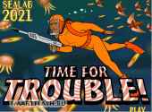 Скриншот флеш игры Time for Trouble
