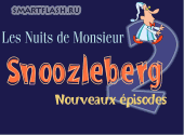 Скриншот флеш игры Mr. Snoozleberg 2. Episode 4: Science en Folie