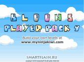 Скриншот флеш игры Bloons Player Pack 4