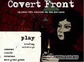 Скриншот флеш игры Covert Front. Episode 2: Station On The Horizon